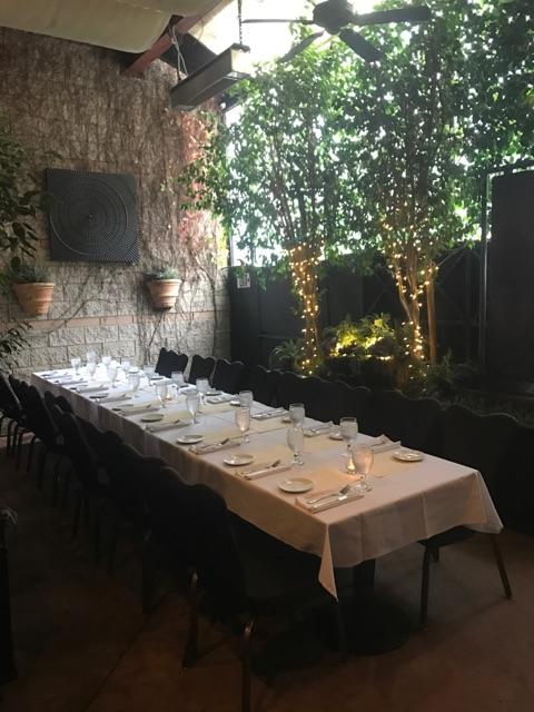Banquets Fresno | Campagnia Bistro