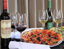 Pizza and Wine Special Fresno